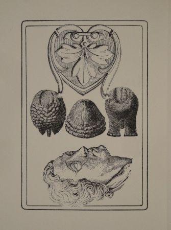 Libro Ilustrado Toyen - Le Roi Gordogane
