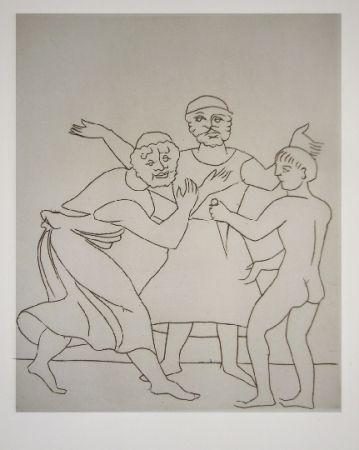 Libro Ilustrado Derain - Le satyricon