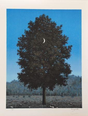 Litografía Magritte - Le Seize Septembre