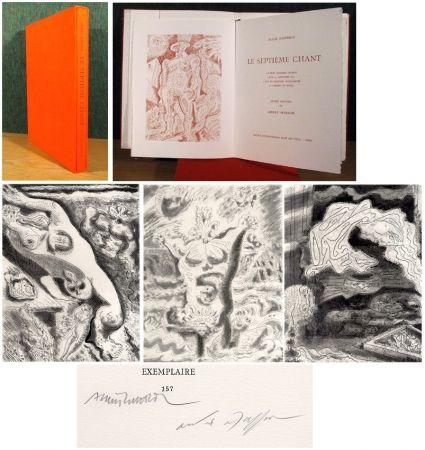 Libro Ilustrado Masson - Le Septieme Chant