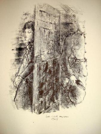 Libro Ilustrado Moreau - Le silence de la mer