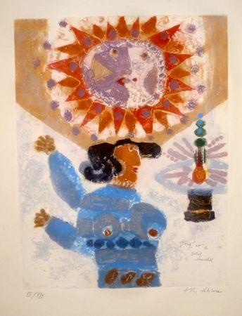 Carborundo Tobiasse - Le soleil