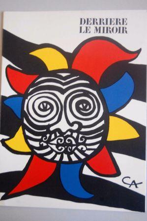 Litografía Calder - Le Soleil