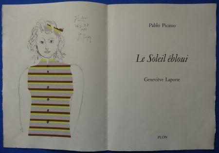 Libro Ilustrado Picasso - Le soleil ebloui