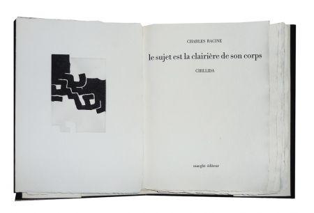 Libro Ilustrado Chillida - Le sujet est la clairière de son corps