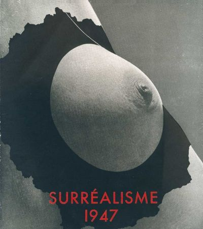 Libro Ilustrado Duchamp - Le Surréalisme en 1947. Exposition internationale du surréalisme présentée par André BRETON.