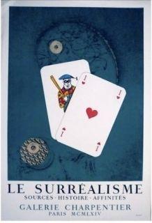 Litografía Ernst - Le surrealisme