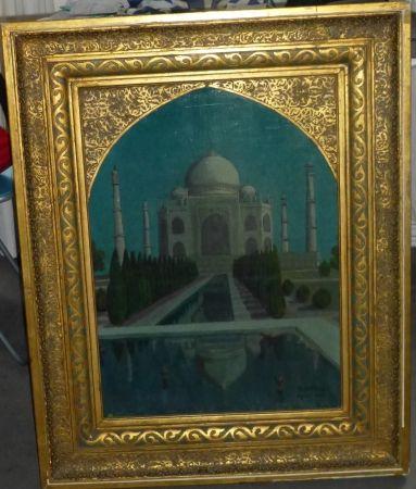 Sin Técnico Amiguet - Le Taj Mahal ,1932