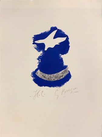 Litografía Braque - Le Tir à l'Arc