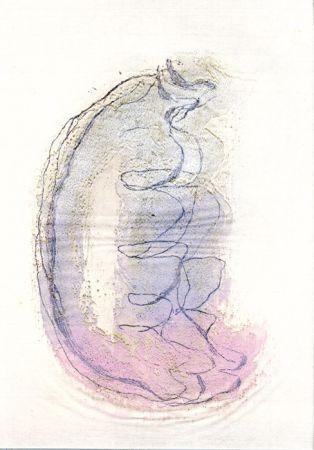 Aguafuerte Y Aguatinta Fautrier - Le torse de la femme (Fautrier l'enragé)
