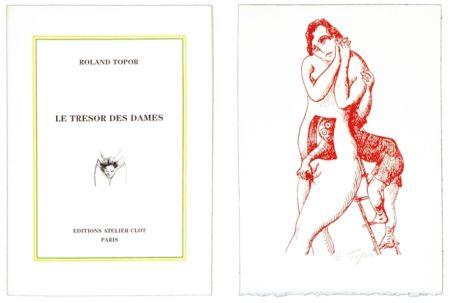 Libro Ilustrado Topor - Le trésor des dames