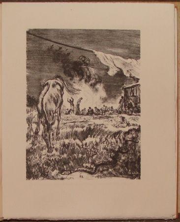 Libro Ilustrado Legrand - Le Trestoulas précédé du Serpent.