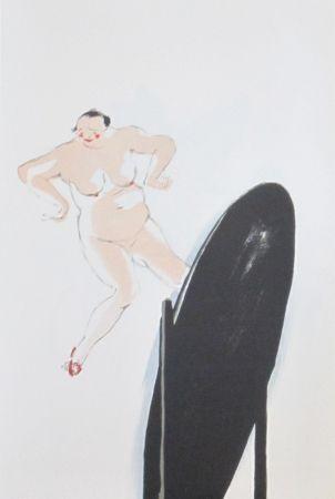 Litografía Colin - Le tumulte noir 17