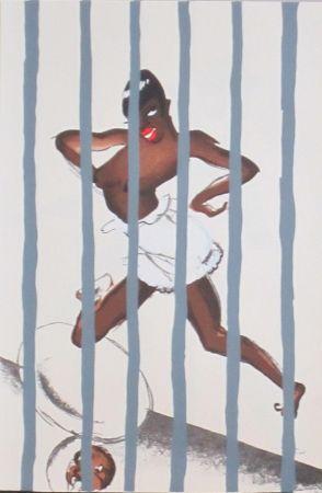 Litografía Colin - Le tumulte noir 43