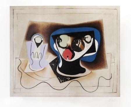 Grabado Picasso - Le Verre d'Absinthe