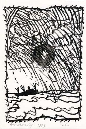 Libro Ilustrado Alechinsky - Le Volturno