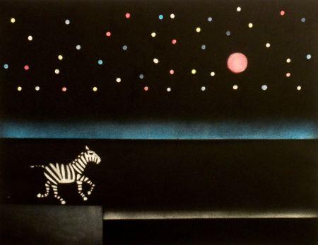 Manera Negra Avati - Le zebre a Antibes