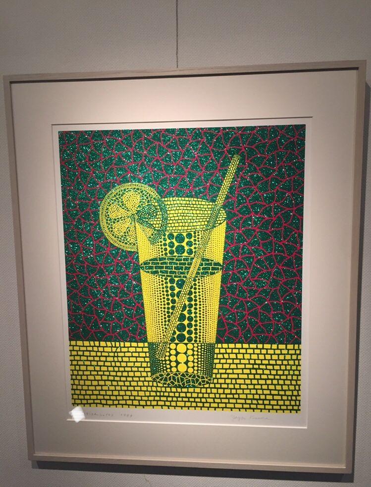 Serigrafía Kusama - Lemonsquash2