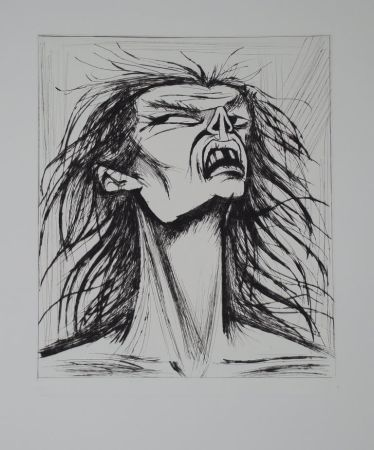 Punta Seca Buffet - L'enfer de Dante / Figure Eclatée