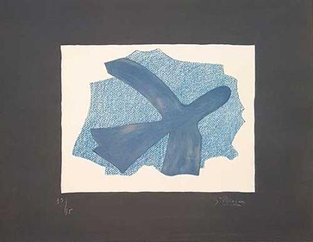 Litografía Braque - L'envol