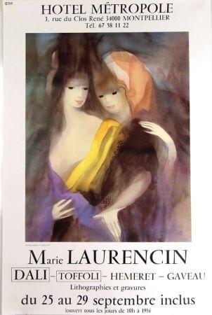 Cartel Laurencin - Les 2  Amies