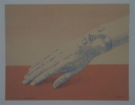 Litografía Magritte - Les Bijoux indicrets