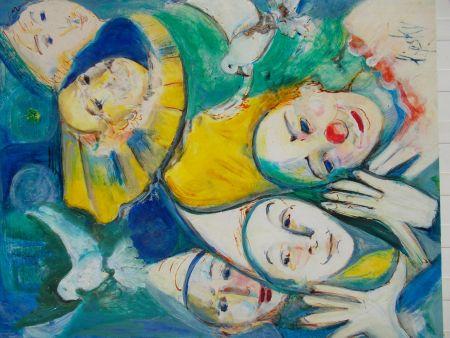 Múltiple Lipsky - Les clowns