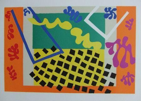Litografía Matisse - Les Codomas
