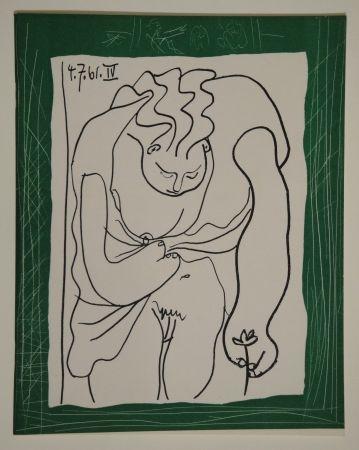 Libro Ilustrado Picasso - Les déjeuners