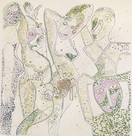 Múltiple Baj - Les Demoiselles D'Avignon