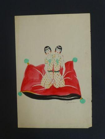 Sin Técnico Gesmar - Les Dolly Sister sur un canapé