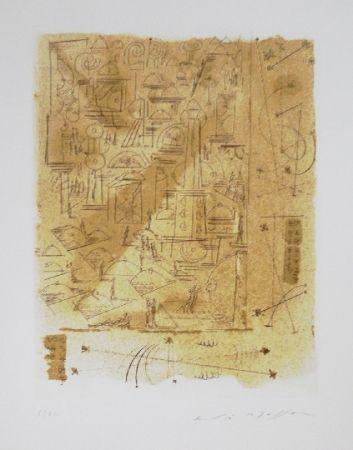Litografía Masson - Les europhages 2