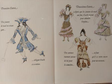 Libro Ilustrado Braque - Les Facheux