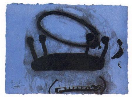 Aguafuerte Y Aguatinta Amat - Les hores mortes-1-V