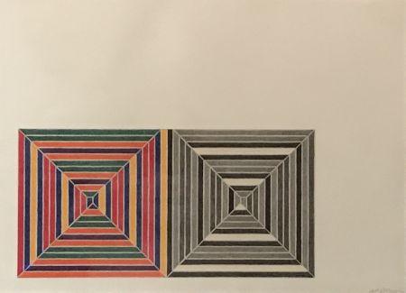 Litografía Stella - Les Indes Galantes V