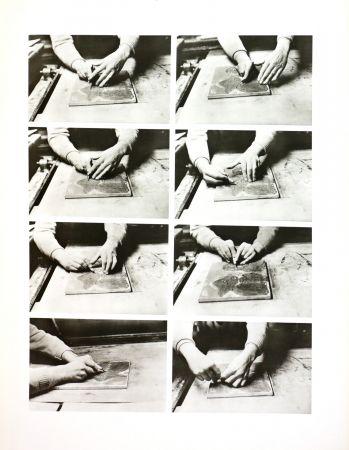 Fotografía Alechinsky - Les mains de Jorn