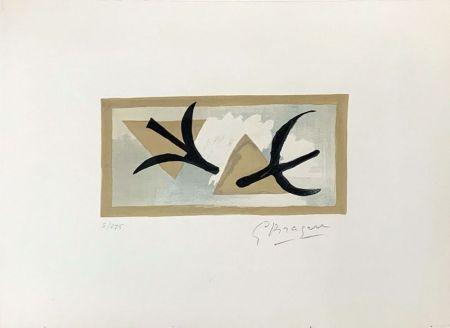 Litografía Braque - Les Martinets