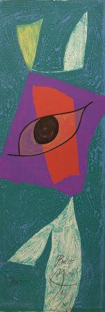 Litografía Miró - Les Penalites de l'Enfer ou Les Nouvelles-Hebrides 3