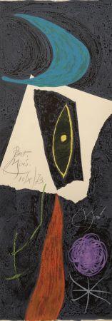 Litografía Miró - Les Penalites de l'Enfer ou Les Nouvelles-Hebrides 4