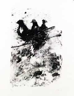 Litografía Barcelo - Les pigeons