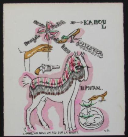 Sin Técnico Van Dongen - Les Plus Beaux Contes De Kipling-Pochoir