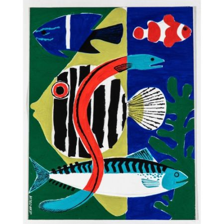 Sin Técnico Colin - Les poissons