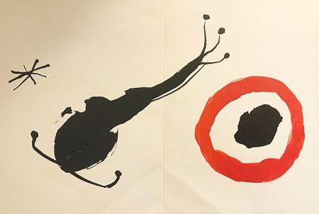 Litografía Miró (After) - L'Escargot