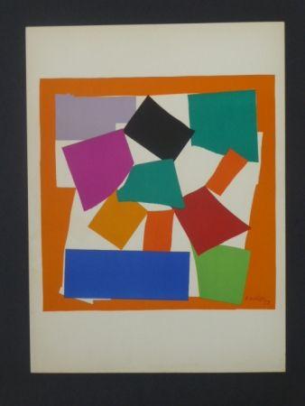 Litografía Matisse - L'escargot, 1953