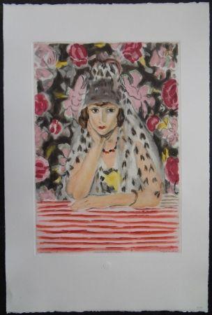 Aguafuerte Y Aguatinta Matisse - L'espagnole