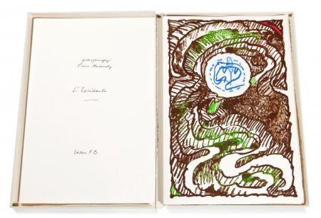 Libro Ilustrado Alechinsky - L'Excédante