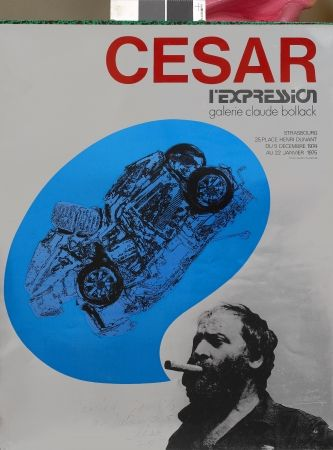 Serigrafía Cesar - L'Expression