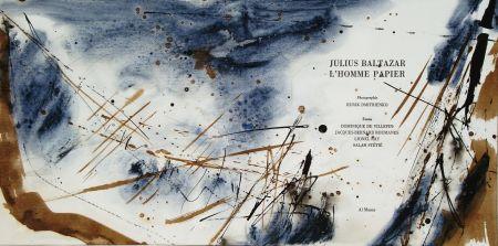 Libro Ilustrado Baltazar - L'homme papier