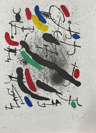 Litografía Miró - Liberté des libertés 3