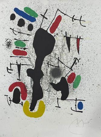 Litografía Miró - Liberté des libertés 4